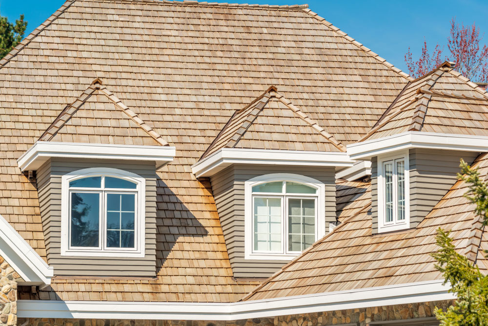 Beautiful Roof Shingles