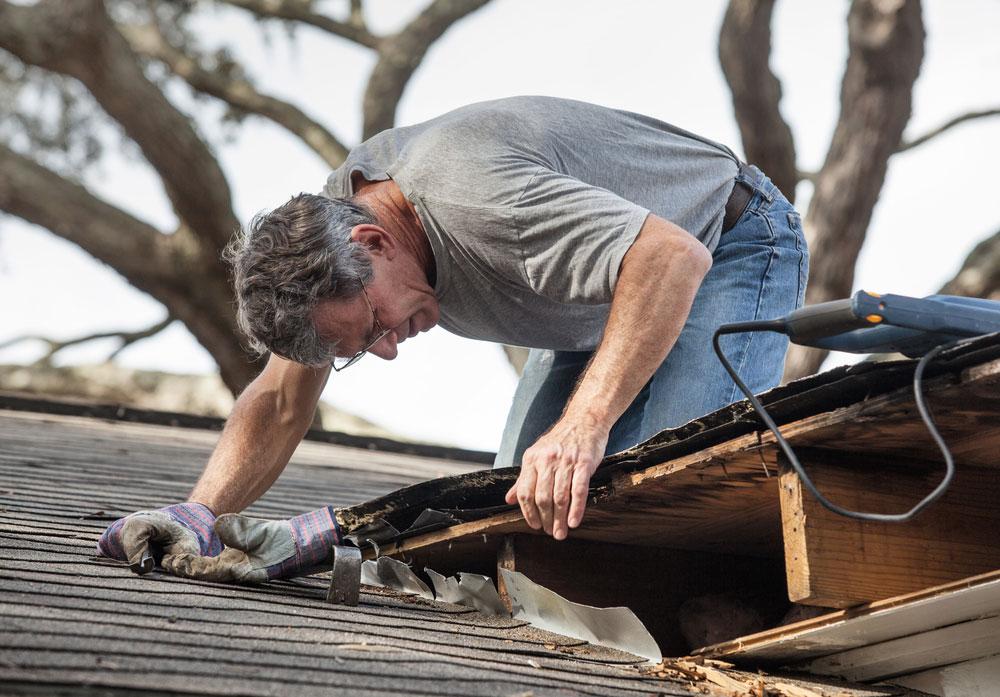 Roof Leak Repair in Cincinnati Rosemeyer Roofing