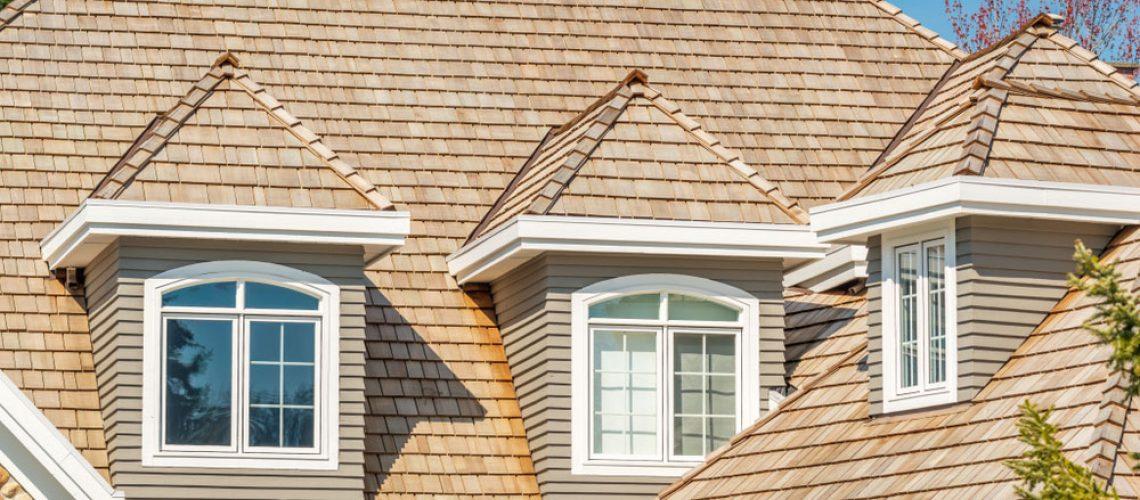 Beautiful Roof Shingles