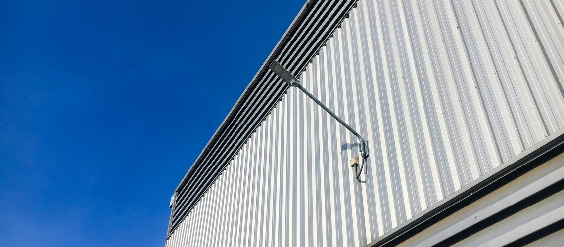 Commercial Siding Rosemeyer Roofing